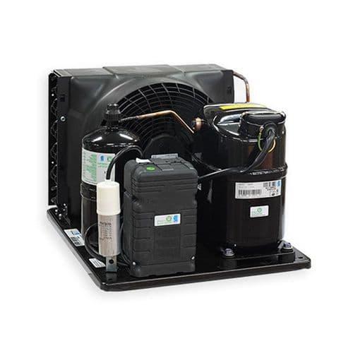 L'Unite Hermetique/Tecumseh Condensing Unit CAE2417ZBR R404a Low Back Pressure 240V~50Hz