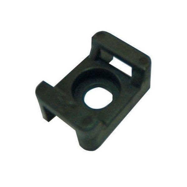 Large Screw Mount Tie Bases 4.8mm To 8.0mm Cable Tie Holder