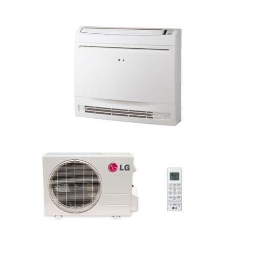 Lg Air Conditioning Floor Console Heat Pump CQ12-NAO (3.5 kW / 12000 Btu) Inverter A 240V~50Hz