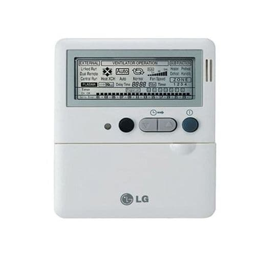 LG Air Conditioning Replacement 6711A20076N Hard Wired Remote Controller In White LTE1160RJ