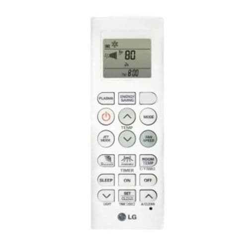 LG Air Conditioning Replacement PQWRHQ0FDB Assembly IR Wireless Remote Control