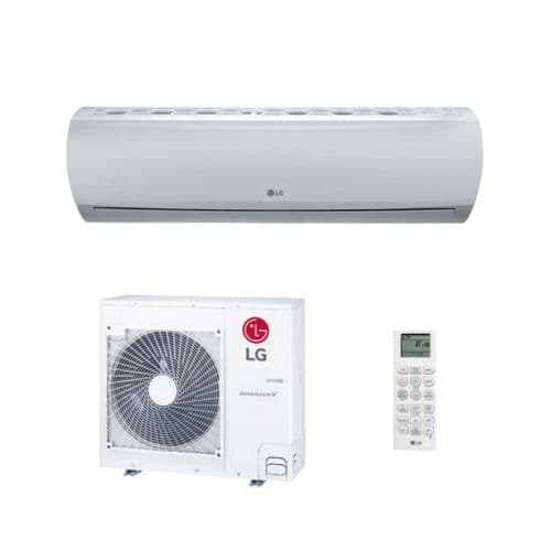 Lg Air Conditioning UJ36R.NR0 Wall Mounted Heat Pump Inverter 10Kw/36000Btu A+ R32 415V~50Hz
