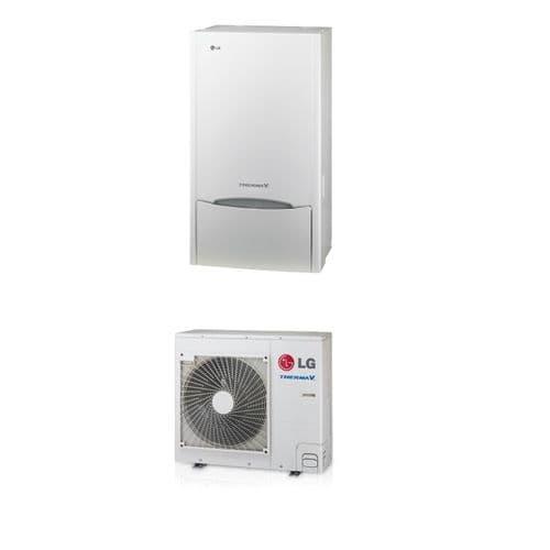 LG Therma V Air Heat Pump Model HU091.U42 + HN0914.NK2 9Kw/30000Btu A++ 240V~50Hz