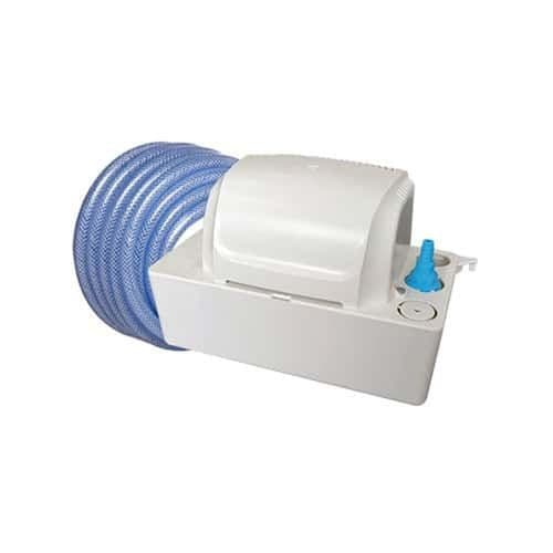 """Little Giant Boiler Condensate Pump PH-20STA With 6 Metres Of 3/8"""" ID Flexible Hose 240V~50Hz"""