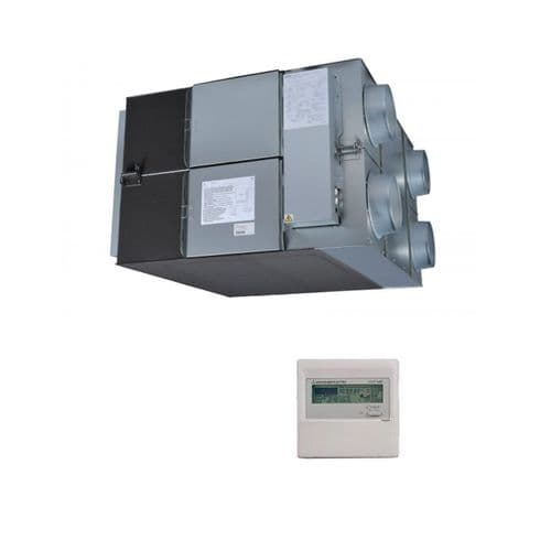 Mitsubishi Electric Air Conditioning LGH-200RX5-E Lossnay Ducted Heat Exchange 2000M3/hr 240V~50Hz