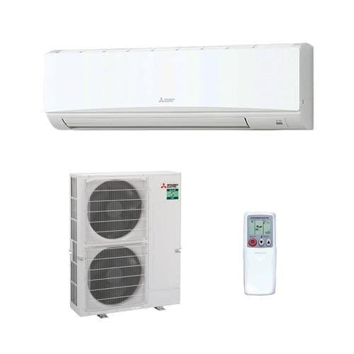 Mitsubishi Electric Air Conditioning Mr Slim PKA-M100KA PUZ-ZM100VKAR1 10Kw/36000Btu R32 Install Kit