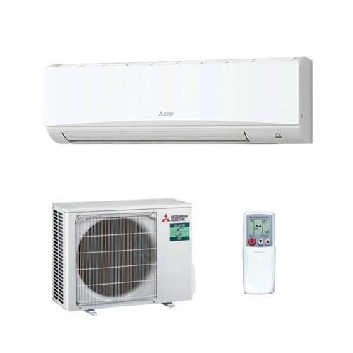 Mitsubishi Electric Air Conditioning Mr Slim PKA-M50LA PUZ-ZM50VKA 5Kw/18000Btu R32 Install Kit