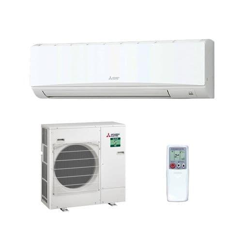 Mitsubishi Electric Air Conditioning Mr Slim PKA-M60KA PUZ-ZM60VHA 6Kw/20000Btu R32 Install Kit