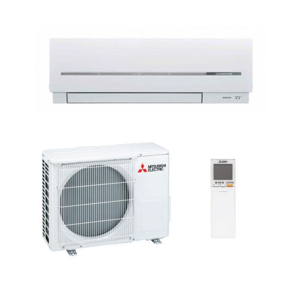 Mitsubishi Electric Air Conditioning MSZ-AP25VGK Wall Mounted 2.5Kw/9000Btu R32 Install Pack