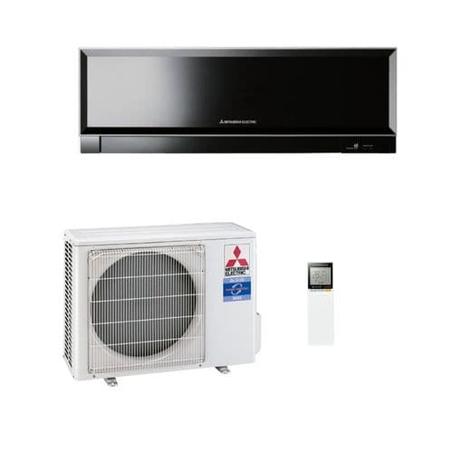 Mitsubishi Electric Air Conditioning MSZ-EF25VGK ZEN Wall Mounted R32 2.5Kw/9000Btu Install Kit