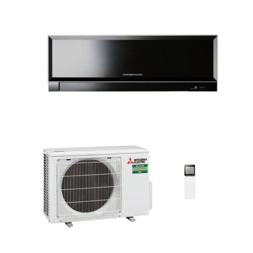 Mitsubishi Electric Air Conditioning MSZ-EF35VG ZEN Wall Mounted R32 3.5Kw/12000Btu Install Pack