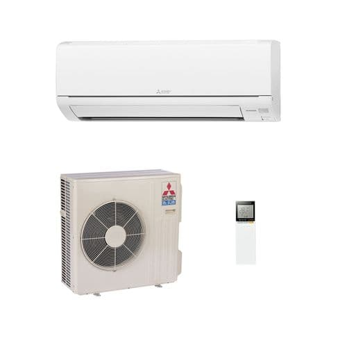 Mitsubishi Electric Air Conditioning MSZ-GF71VE Classic Wall Mounted 7Kw/24000Btu A+ Install Pack