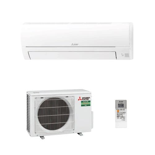 Mitsubishi Electric Air Conditioning MSZ-HR60VF Classic Wall Mounted 6Kw/2000Btu Install Kit