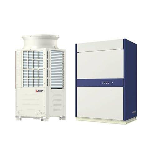 Mitsubishi Electric Air Conditioning PFD-P500VM-E 2 of PUHY-P250YJM-A Close Control System 415V~50Hz