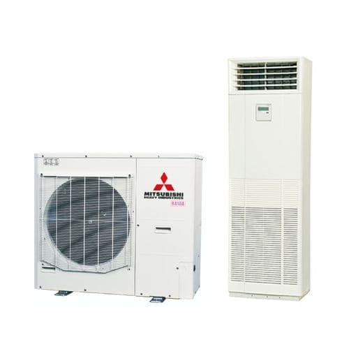 Mitsubishi Heavy Industries Air Conditioning FDF100VD Floor Mounted Heat Pump Hyper Inverter 10Kw/33000Btu A 240V~50Hz