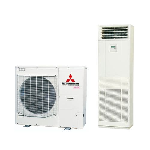 Mitsubishi Heavy Industries Air Conditioning FDF140VD Floor Mounted Heat Pump Inverter 14Kw/48000Btu 415V~50Hz