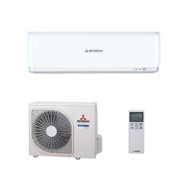 Mitsubishi Heavy Industries Air Conditioning SRK25ZSX Wall Mounted Inverter Heat Pump 2.5Kw/10000Btu A+++ 240V~50Hz