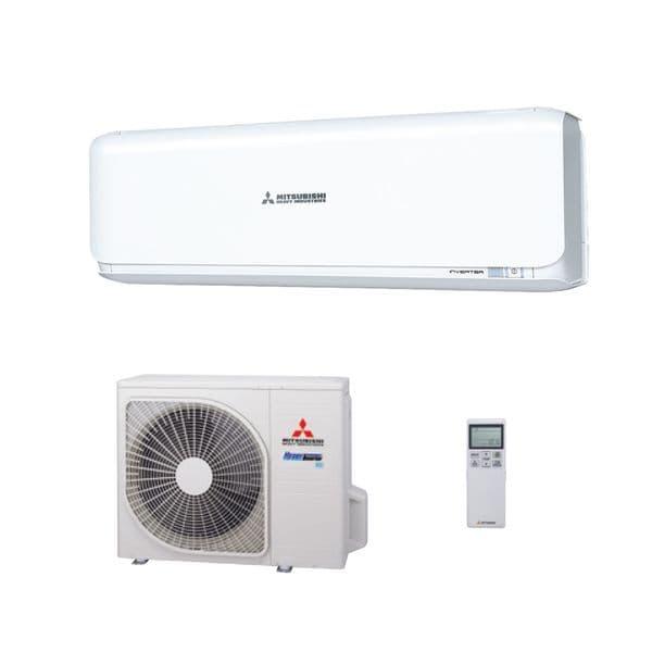 Mitsubishi Heavy Industries Air Conditioning SRK60ZSX-R32 Wall Heat Pump 6Kw/21000Btu 240V~50Hz