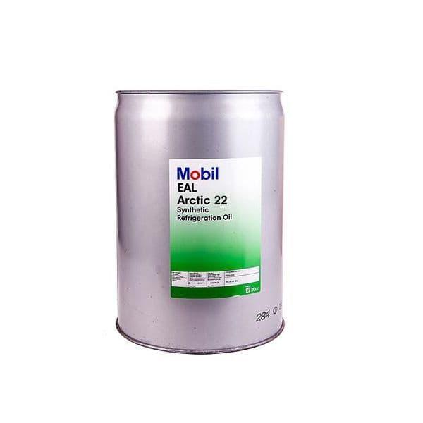 Mobil Arctic 22 EAL 22 Refrigeration Oil Lubricant 20 Litre 4 x 5 Litre Cans