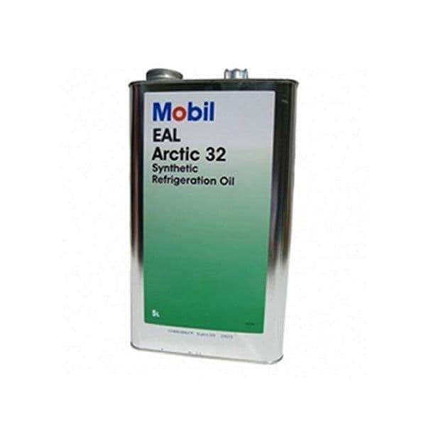 Mobil Arctic 32 EAL 32 Refrigeration Oil Lubricant 20 Litre 4 x 5 Litre Cans