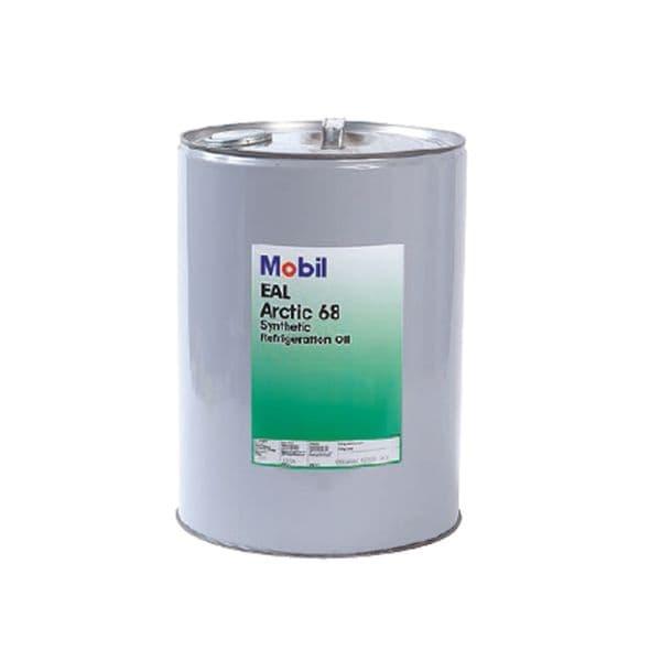 Mobil Arctic 68 Arctic 68 EAL Refrigeration Oil Lubricant 20 Litre Drum