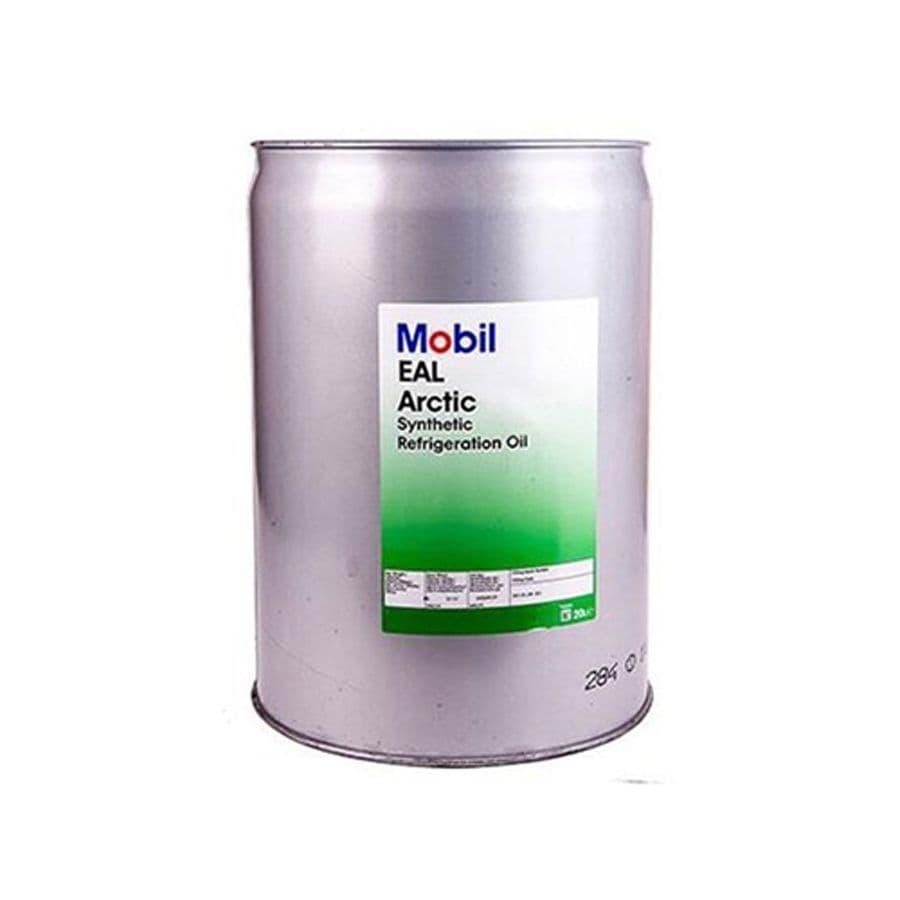 Mobil EAL 46 Arctic Series Arctic 46 Refrigeration Oil Lubricant 20 Litre Drum