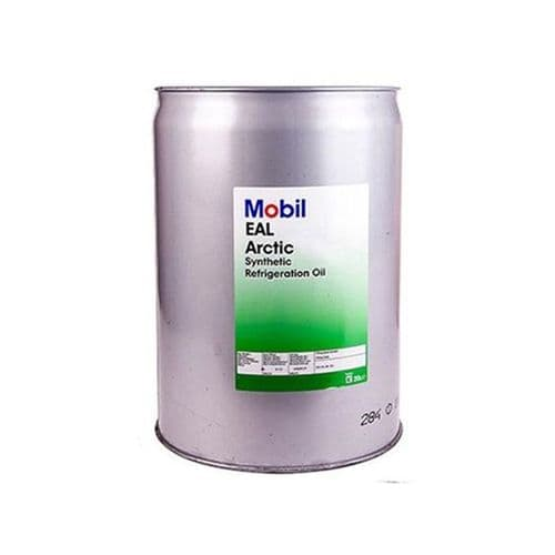Mobil EAL 46 Arctic Series Arctic 46 Refrigeration Oil Lubricant 20 Litre Drum