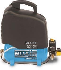 NUAIR Direct Drive Oil Free Air Compressor SO1/6 1.5HP VENTO