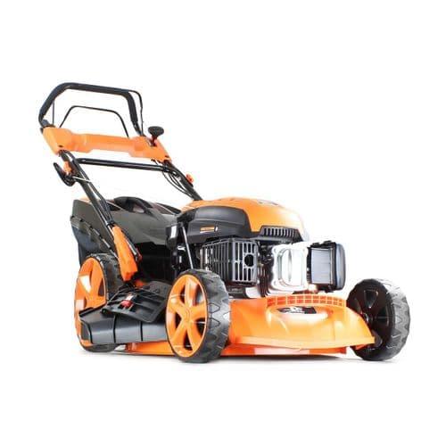 P1PE P5100SPE Electric Start 20 inch/ 51cm Petrol Powered Lawnmower 273cc