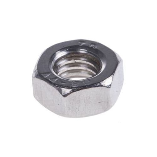 Pack of 100 Hex Nut M6