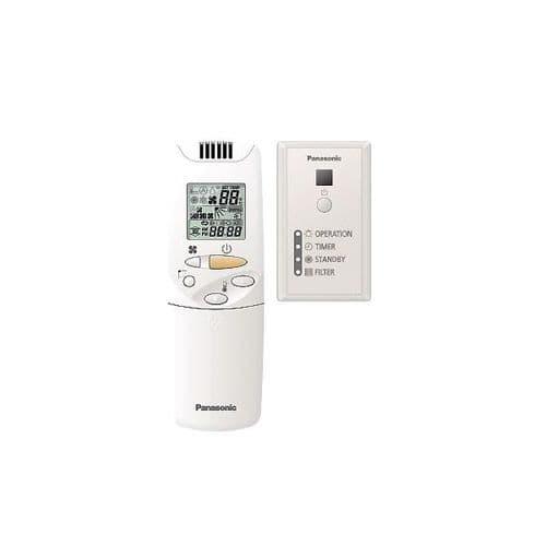Panasonic Air Conditioning CZ-RWSK2 + CZ-RWSC3 Wireless Remote Control & Receiver Option For PACi