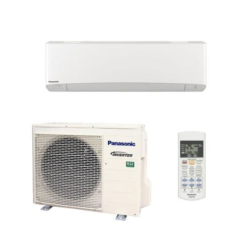 Panasonic Air Conditioning Etherea CS-Z20TKEW Wall Mounted Installation Pack