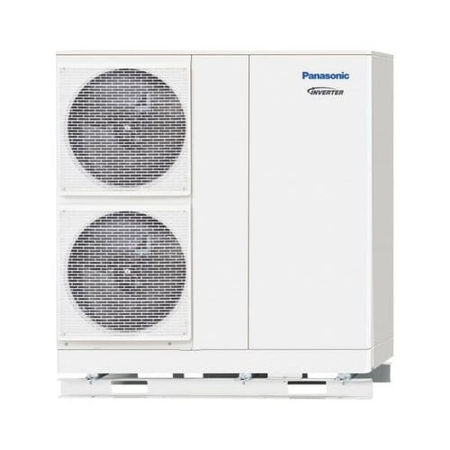 Panasonic Aquarea WH-MHF-GE5 Air to Water Heat Pump Monobloc HT High Temp A++ 240V/415V~50Hz