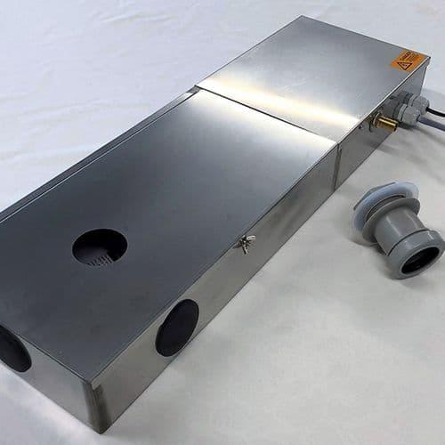 RDP-003 Dairy Cabinet Pump Display Case LG Pump 700 l/h , 27m Head and Safety Switch IP65 240V~50Hz