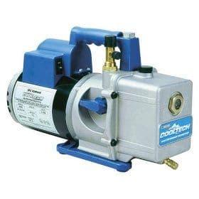 Robinair 15401 Vacuum Pump 3.3 CFM Dual Voltage 110V/240V~50/60Hz