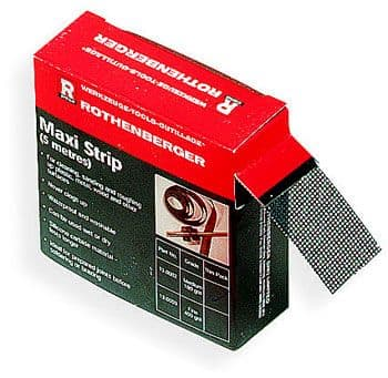 Rothenberger Abrasive Pipe Cleaning Mini Strips