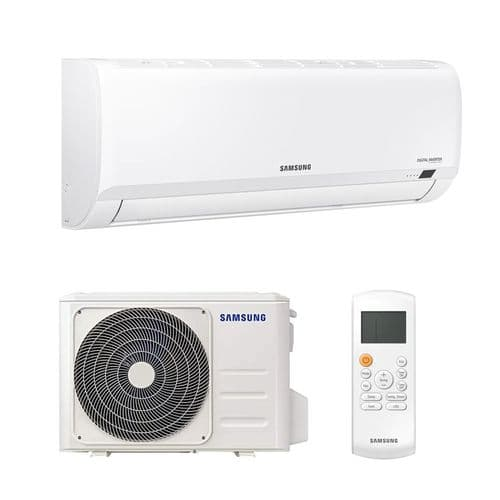 Samsung High Wall Mounted Air Conditioning
