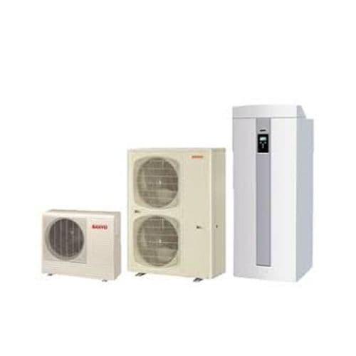 Sanyo Air Conditioning 587834301 Sanyo Circulation Pump For ASHP Unit