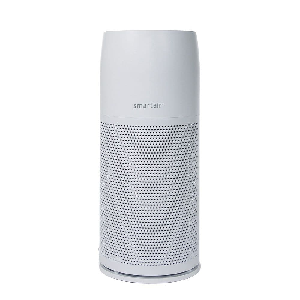 SmartAir CC200 360 Degree Quiet Cylindrical Air Purifier PM2.5 Hepa Filter UV-C & Ionizer 240V~50Hz