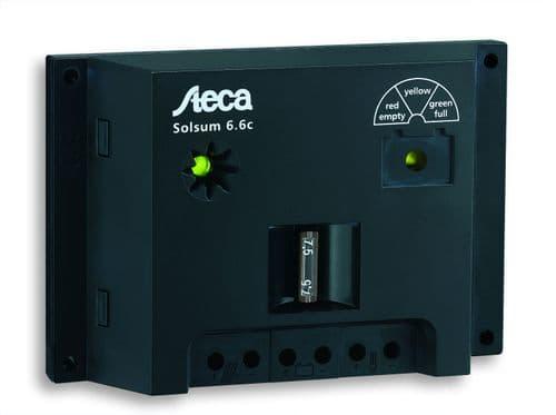 Solsum 6.6 FX 6 Amp 12/24v Charge Regulator