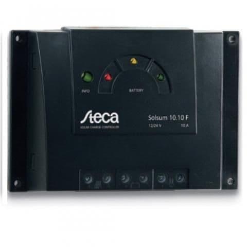 Solsum 8.8F 8A Solar charge controller for 12V/24V: