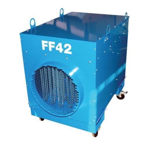 Super Giant Series FF42 Ducted Industrial Electric Heater (43kW / 145000 Btu) 415V~50Hz