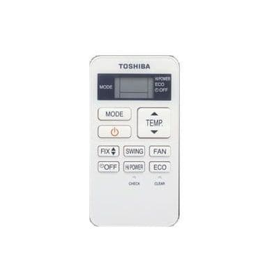 Toshiba Air Conditioning 43T6V672 Replacement Wireless Remote Control For RAS+Mirai