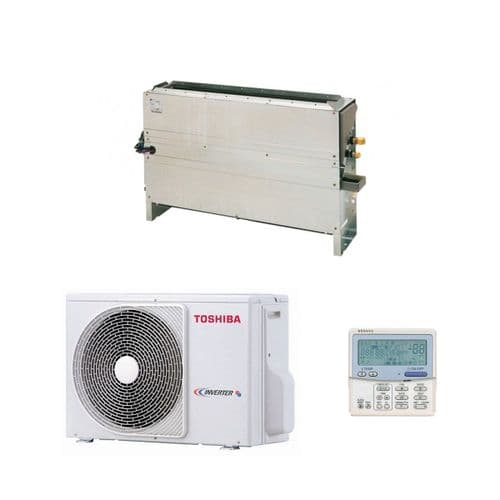 Toshiba Air Conditioning Chassis MML-AP0124BH1-E 3.5Kw/12000Btu Heat Pump Inverter 240V~50Hz