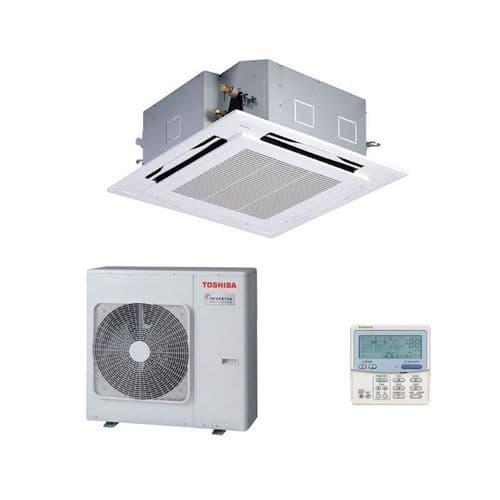 Toshiba Air Conditioning Heat Pump Cassette RAV-SM1104UTP-E 10Kw/33000Btu Digital Inverter A+ 240V/415V~50Hz