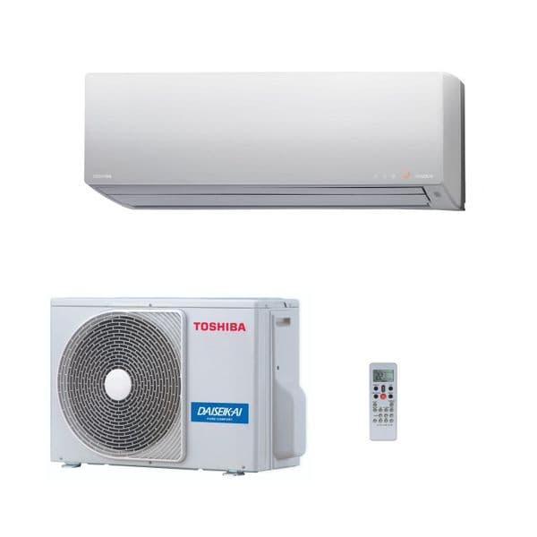 Toshiba Air Conditioning RAS-B16N3KVP-E Daiseikai Plasma Wall 5kw/17000BTU A++ 240V~50Hz