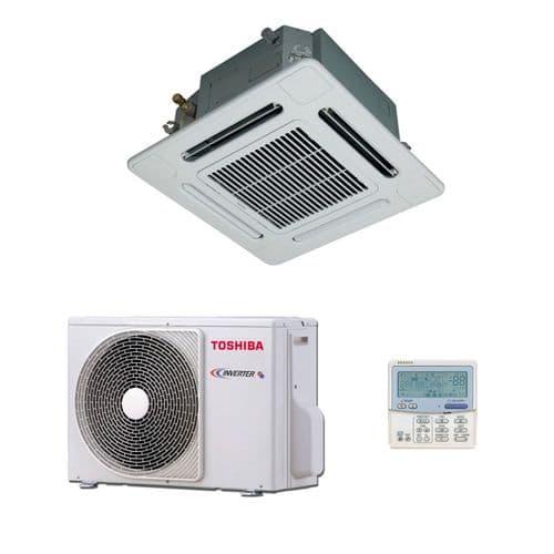 Toshiba Air Conditioning RAV Cassette Digital Heat Pump Inverter 5Kw to 14Kw A+