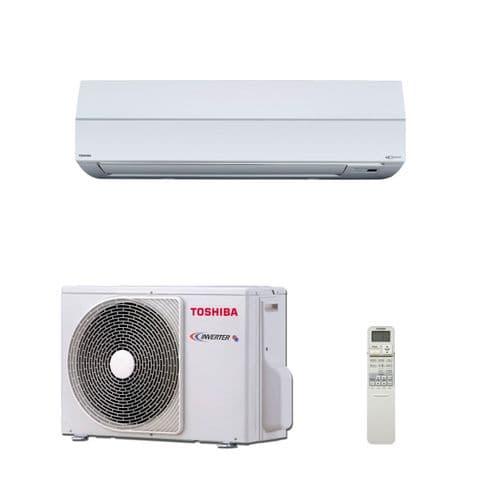 Toshiba Air Conditioning Wall Mounted Digital Heat Pump Inverter RAV-SM407KRTP-E 3.6Kw/12000Btu A+ 240V~50Hz