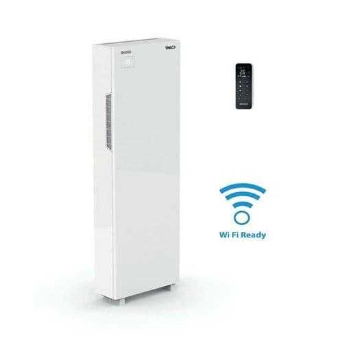 UNICO Tower inverter All in One Air Conditioning Heat Pump 12HP 3.5Kw/12000Btu A 220-240V~50Hz