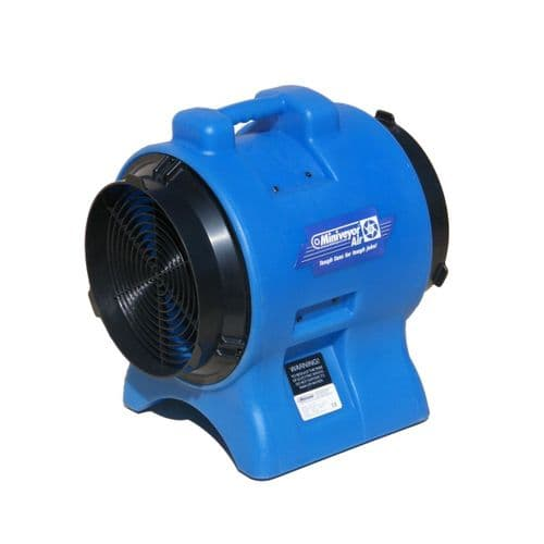 "VAF-300 VAF-300236 Heavy Duty Miniveyor Air Mover 300mm 12"" 3400 m3 / Hr 230V~50Hz"